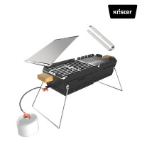 Knister Gas Grill Bundle