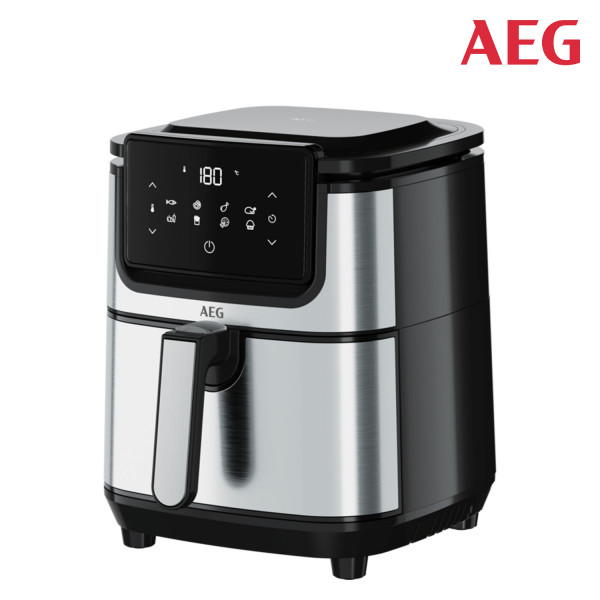 AEG Heißluftfritteuse mit 3,5l Volumen