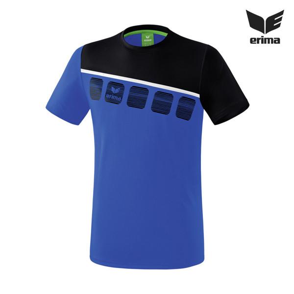 Erima 5-C T-Shirt Herren