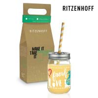 Smoothieglas von Ritzenhoff