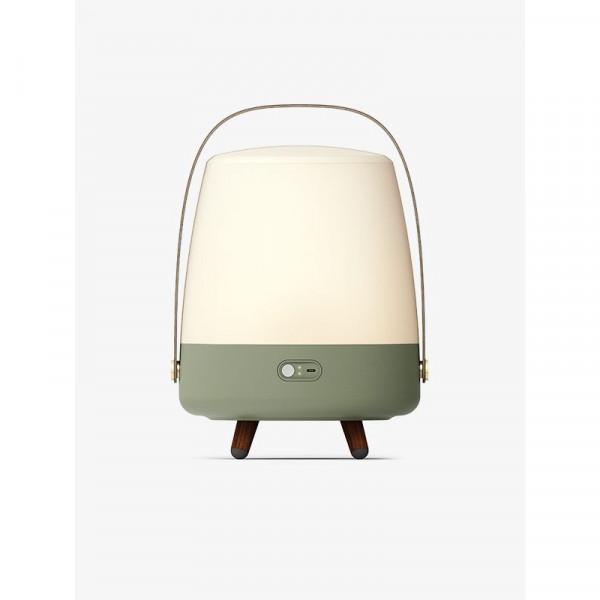 LED-Lampe mit Bluetooth-Lautsprecher