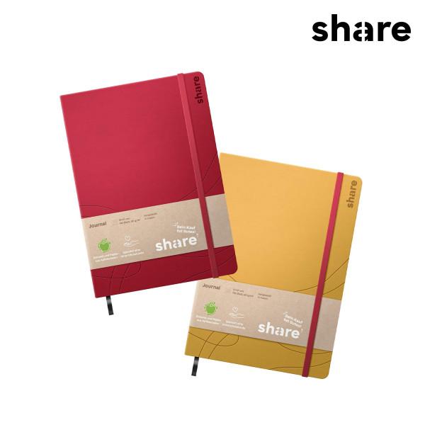 share - A5 Journal