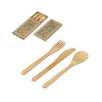 Bambus Besteckset