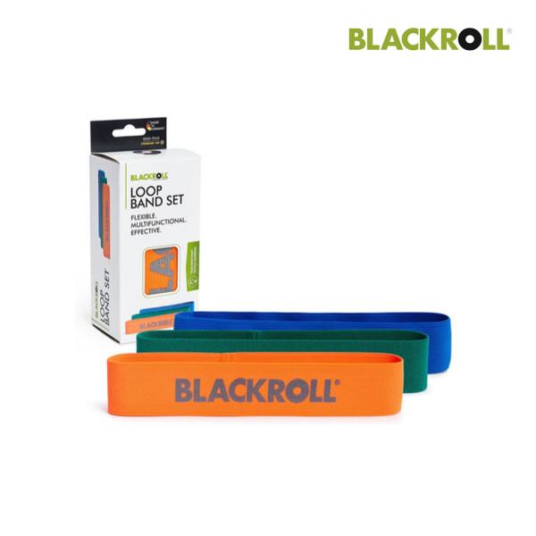 Blackroll Loop Bänder - 3er Set