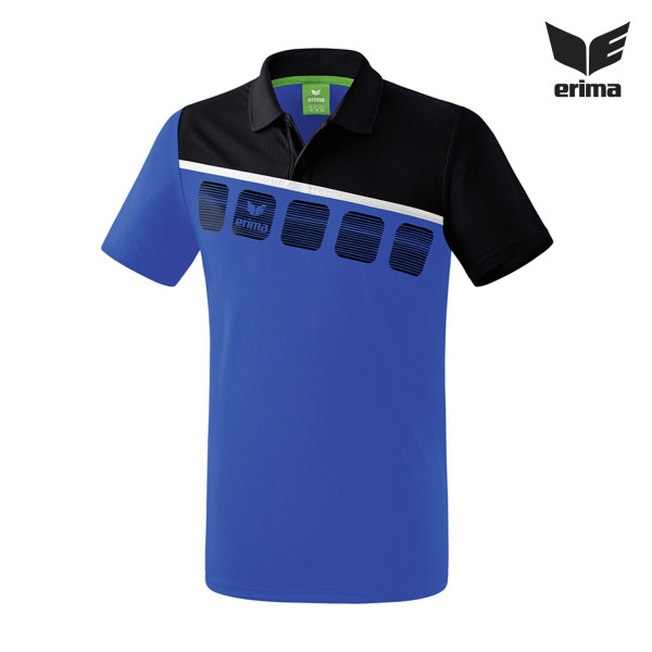 Erima 5-C Poloshirt Herren