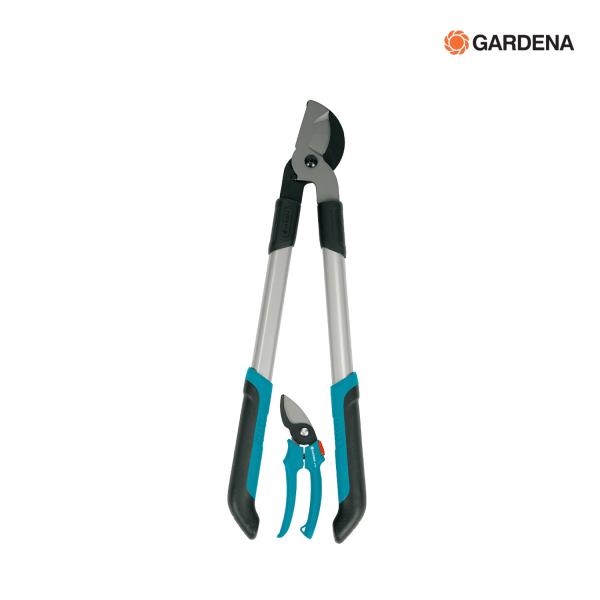 Gardena Schneide-Set 2 tlg. / Gartenscheren