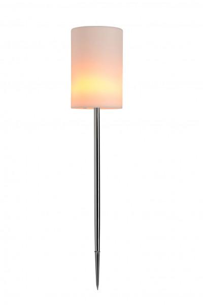 Wiederaufladbare Akku LED Gartenfackel
