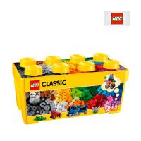 Lego® Classic mittelgroße Bausteinbox
