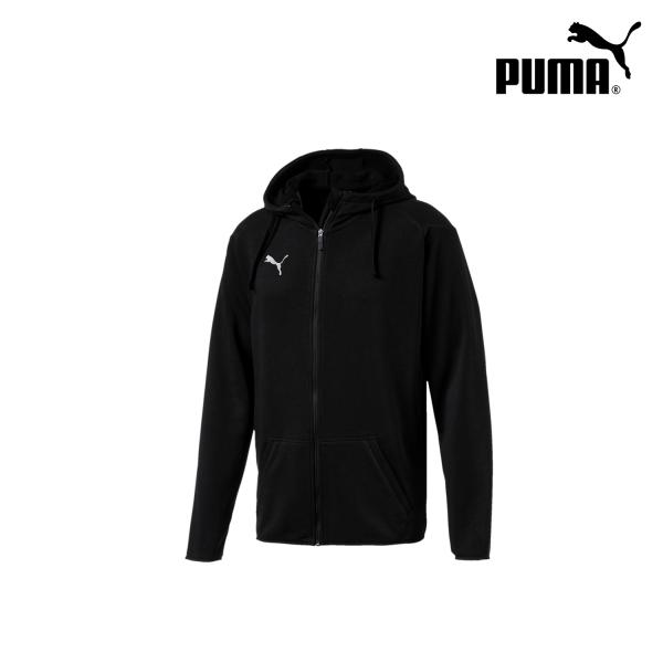 PUMA - team Goal Casual Hooded Jacket