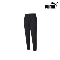 PUMA - Train Tapered Knit Pant - schwarz