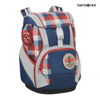 Samsonite Sammies Ergofit Classic Checks Set