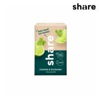 share - Stückseife Limette & Koriander