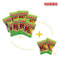 Haribo 8+2 Geschenkt - Dreierkette 175 g
