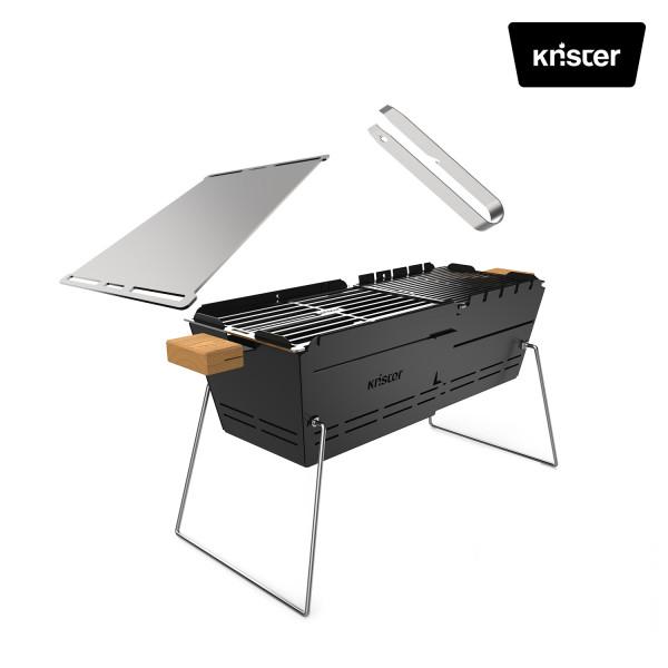 Knister Grill Original Bundle
