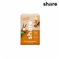 share - Stückseife Chai & Macadamia